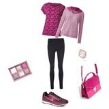 Pink Sportslady