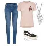 School outfit spring/summer