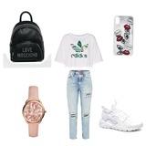 Rucksack, Adidas,Hülle,Uhr,Hose, Schuhe ❤