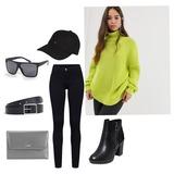 Jimin styled u 4 the airport, again😛✈️