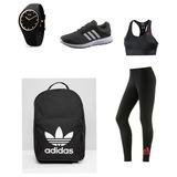 Adidas Sport Outfit #adidas#sport