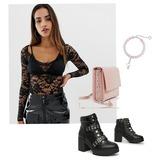 Black+Pink