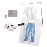 Lässiger Style für den Frühling oder Sommer 🤍#Sommer #Frühling