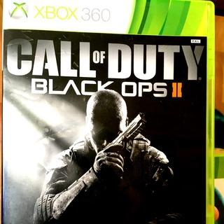 """Gra """"Call of Duty Black Ops II""""                          Stan: używana                                                    Cena: 50 zł"""