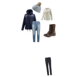 ein kleines winter outfit