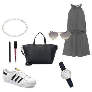 Das perfekte Sommeroutfit🧚♀️👍❤️#summer#shopping#thebrandwiththethreestripes#Adidas