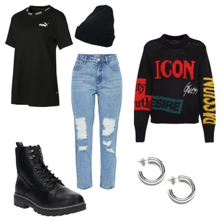 Jimin inspired outfit for the airport 🤷🏽♀️❤️