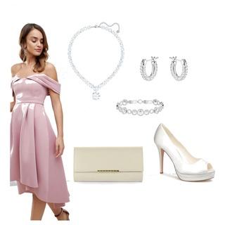 #wedding #swarovski #rose
