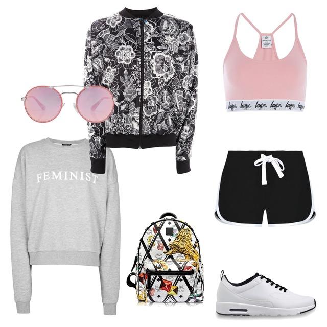 😎🥇Keep running. - Style