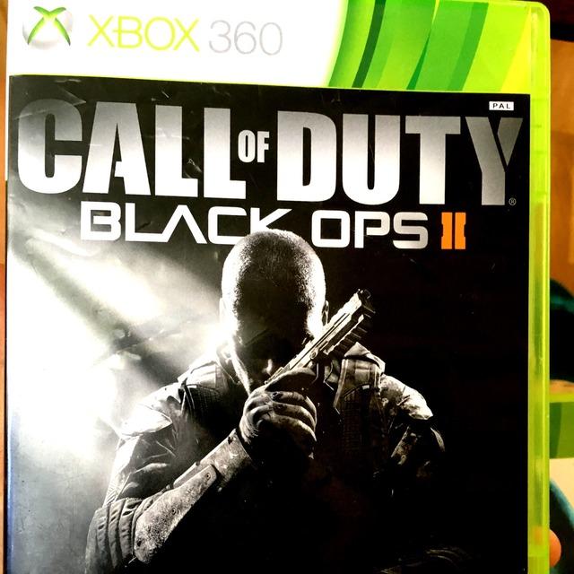 """Gra """"Call of Duty Black Ops II""""                          Stan: używana                                                    Cena: 50 zł - Photo"""