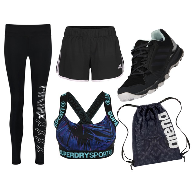 Go to the gym💗 - Style