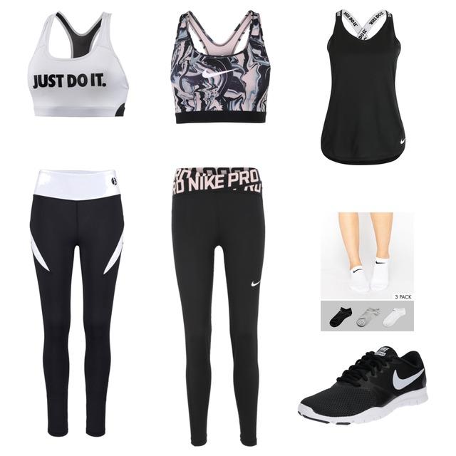 #Sports #training #justdoit #cool  Diese 2 Outfits finde ich für den Sport sehr geeignet und schön. Das Top ist besonders praktisch weil es immer gut zum kombinieren ist. - Style