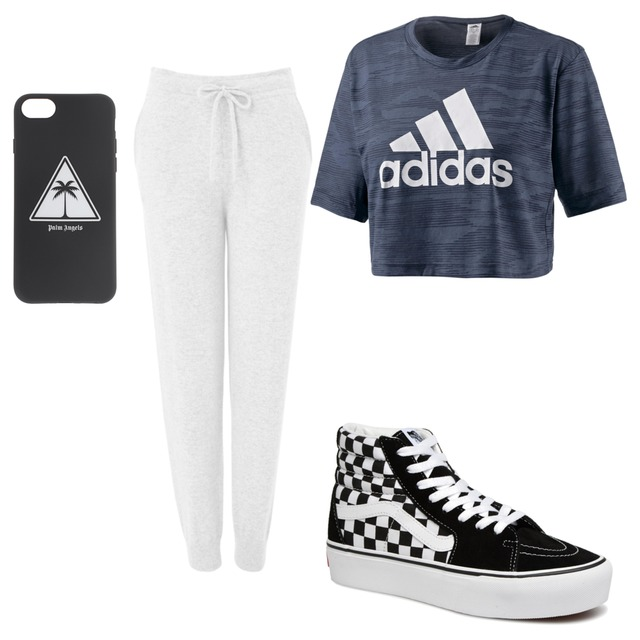 Chillig raus gehen ✌🏻💋  #adidas #vans #chillig #cooloutfit - Style