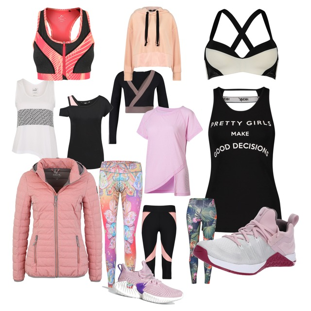 Sports now! Get in shape! All in style! - Style