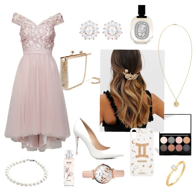 Rose.                                                      #rose #weddingguest #summer #chic #golden - Style
