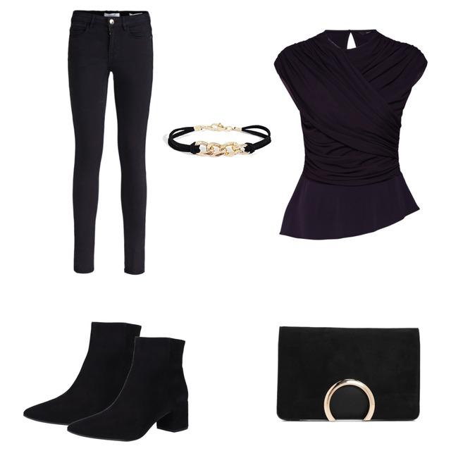 #Schwarz 🖤 - Style