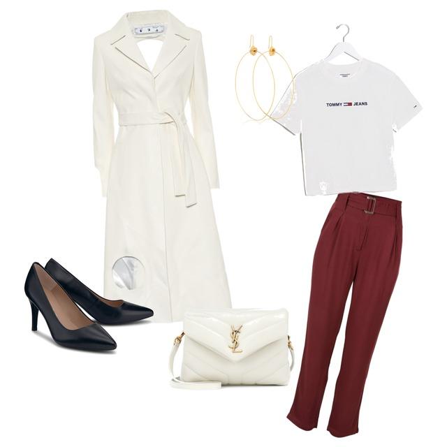 Ein Look in weiß 🤍 - Style