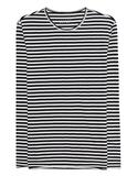 Juvia - Striped Black White - 79.00 €