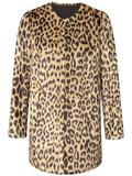 Uta Raasch - Faux fur coat Uta Raasch multicoloured - 229.95 €