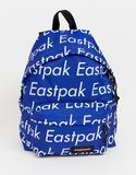 EASTPAK - Padded Pak'R 24l backpack in all over logo print - £ 45.00