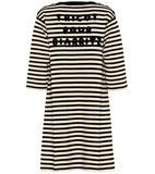 Gucci - Gestreiftes Kleid aus Wolle - 1980.00 €