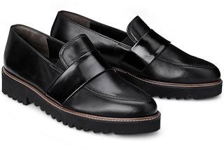 Paul Green - Fashion-Slipper in schwarz, Slipper für Damen