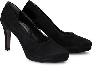 Paul Green - Velours-Pumps in schwarz, Pumps für Damen