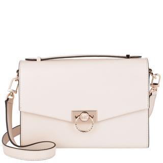 MICHAEL KORS - Umhängetasche - Medium Messenger Bag Light Cream - in weiß - für Damen