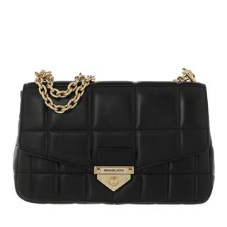 MICHAEL KORS - Umhängetasche - Small Chain Shoulder Black - in schwarz - für Damen