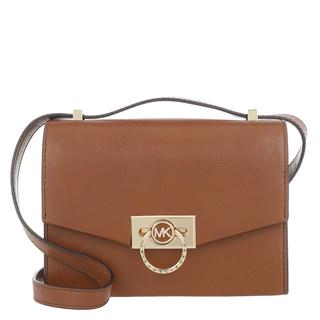 MICHAEL KORS - Umhängetasche - XS Convertible Crossbody Bag Luggage - in cognac - für Damen