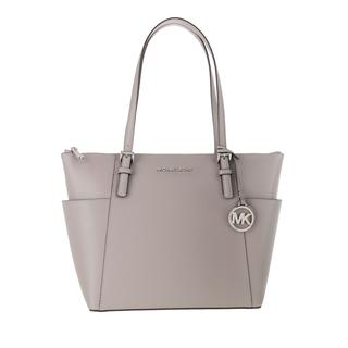 MICHAEL KORS - Shopper - Jet Set Item Ew Tz Tote Pearl Grey - in grau - für Damen
