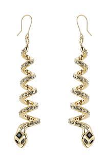 Alberta Ferretti - Embellished Earrings