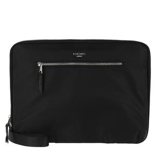 "KNOMO LONDON - Aktentasche - Mayfair Knomad Organiser 13"" Black - in schwarz - für Damen"