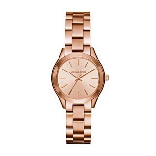 MICHAEL KORS - Uhr - MK3513 Ladies Slim Runway Watch Rosegold - in gold - für Damen