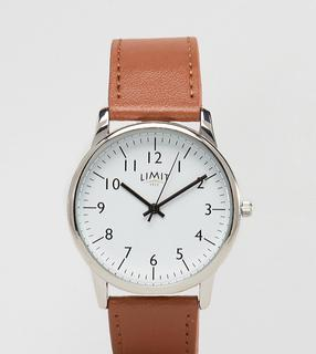 Limit - Watch In Tan Exclusive To ASOS
