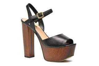 guess - Teren3 - Sandalen für Damen / schwarz