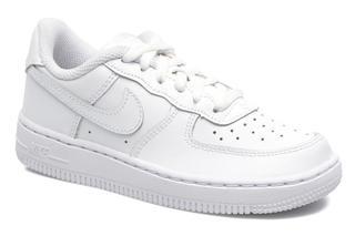 Nike - Air Force 1 (Ps) - Sneaker für Kinder / weiß