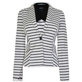 Armani Jeans - Striped Blazer