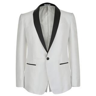 Dolce and Gabbana - Micro Jacquard Tuxedo Jacket