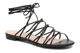 guess - Racha - Sandalen für Damen / schwarz