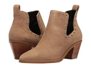 REBECCA MINKOFF - Lana (Taupe Oiled Suede) High Heels - $ 122.99