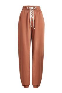 FENTY Puma by Rihanna - Lace-Up Cotton Sweatpants