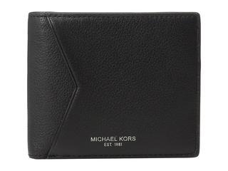 MICHAEL KORS - Bryant Billfold (Black) Wallet Handbags - $ 88.50