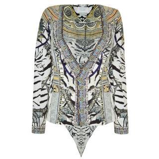 Camilla - Wild Belle Tie Back Jacket