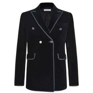Saint Laurent - Grosgrain Trim Jacket