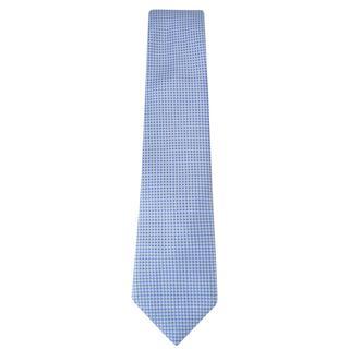 Canali - Tonal Dot Print Tie