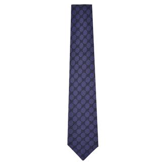 Gucci - Gg Print Tie