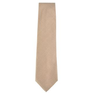 Flannels Altea - Micro Square Print Tie