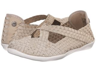 bernie mev. - Becca (Light Gold) Women's Flat Shoes