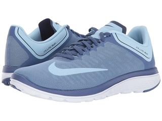 Nike - FS Lite Run 4 (Work Blue/Ice Blue/Blue Moon/Binary Blue) Women's Shoes